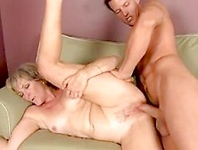 filled Old sperm pussies with