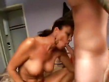 Hot Milf Vanessa Videl Adores Youthful Cock