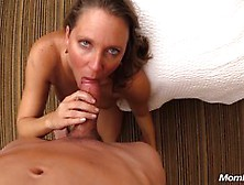Frisky Anal Fucking Amateur Milf Gets Two Facials