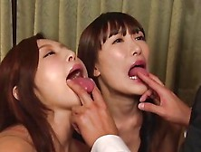 Jav Ffm Cmnf Threesome Aki Sasaki And Miko Komine