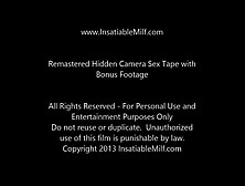 Hidden Camera Sex Tape