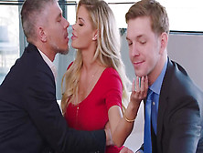Stunning Jessa Rhodes Adores Parties And Double Penetration
