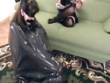 Miras Trash Bag Bondage