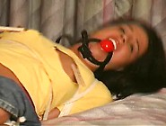 Pantyhose bedtime with kobe lee - 2 part 3