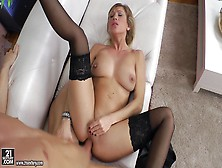 Big Tits Anal Lover Rita Rush Gets Some