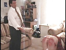 Make Dom Girl Gets A Hard Spanking