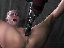 Sexually Broken - Roxy Rox Faces The Fucking Machine