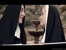 Sinful Nuns Are Eating Each Others Pussies And Making Love Like