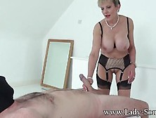 Cute Lady Sonia Has Another Cock To Jerk