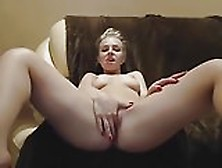 Xhamster. Com 6076249 Amazing Blonde Shows Her Hot Pussy For